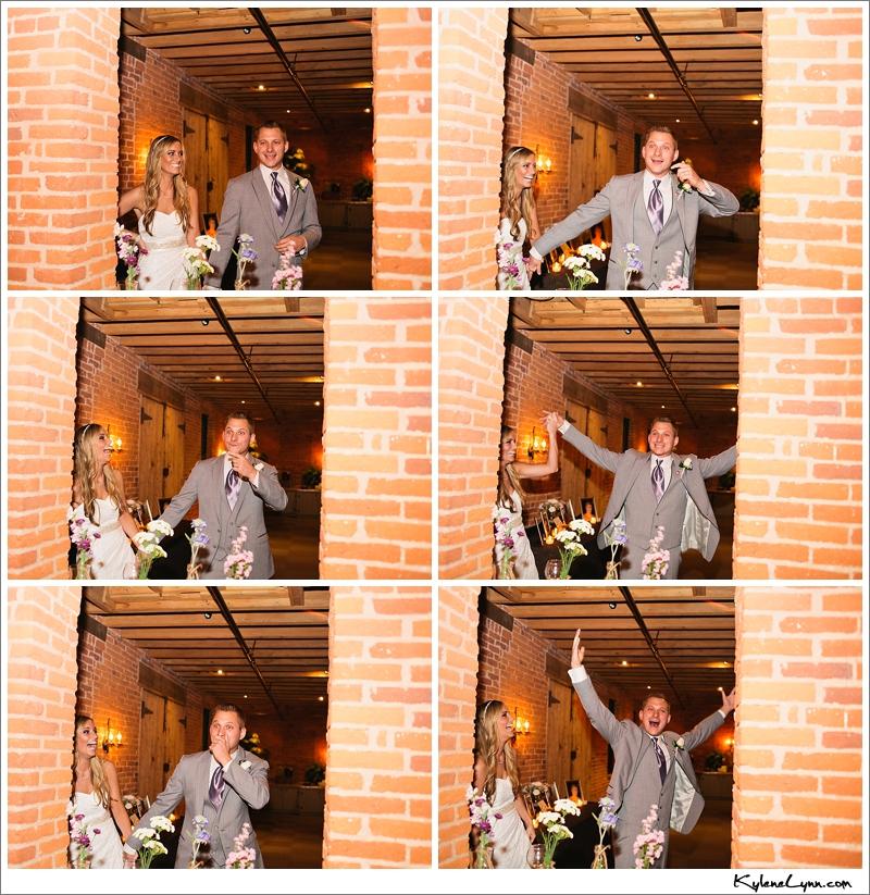 The Vintage Wedding At Cork Factory: Randi + Jason's Cork Factory Wedding