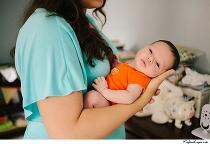 Syracuse newborn photography