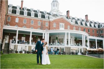 otesaga wedding photography