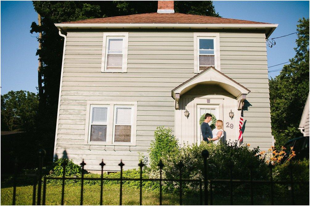 Syracuse Engagement Photography