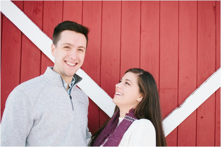 Cazenovia NY Engagement Photographer